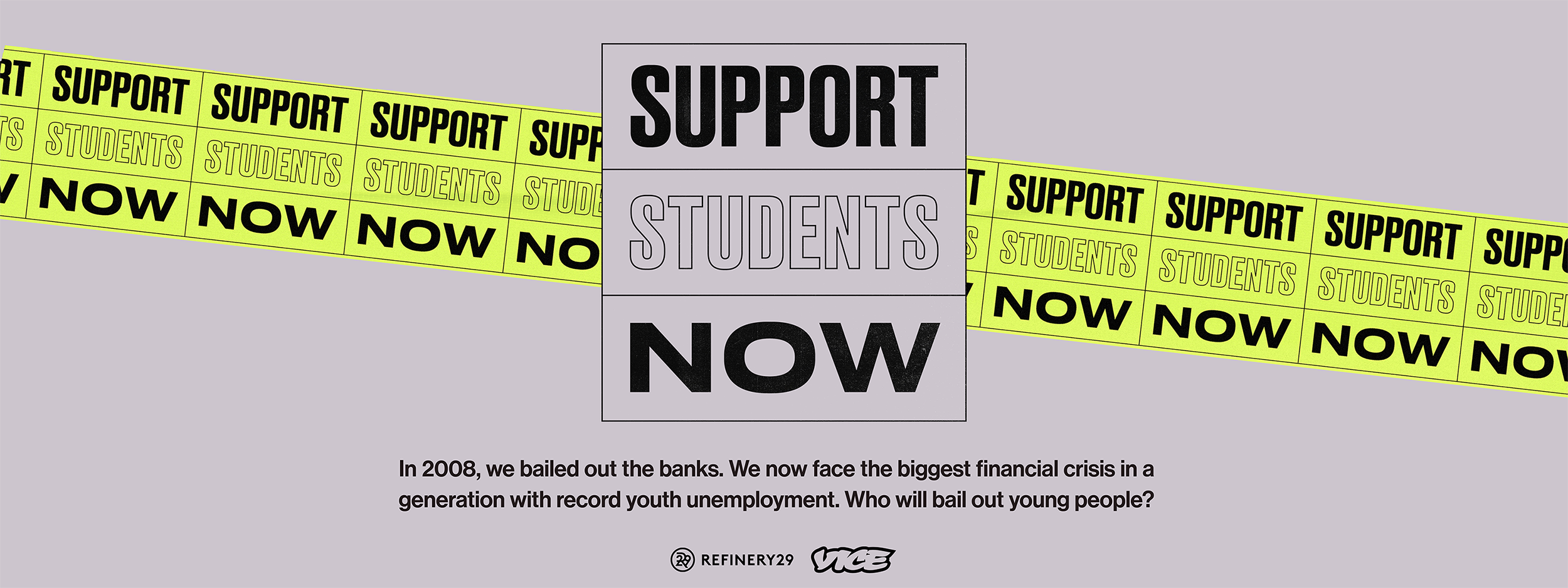 Support Students Now