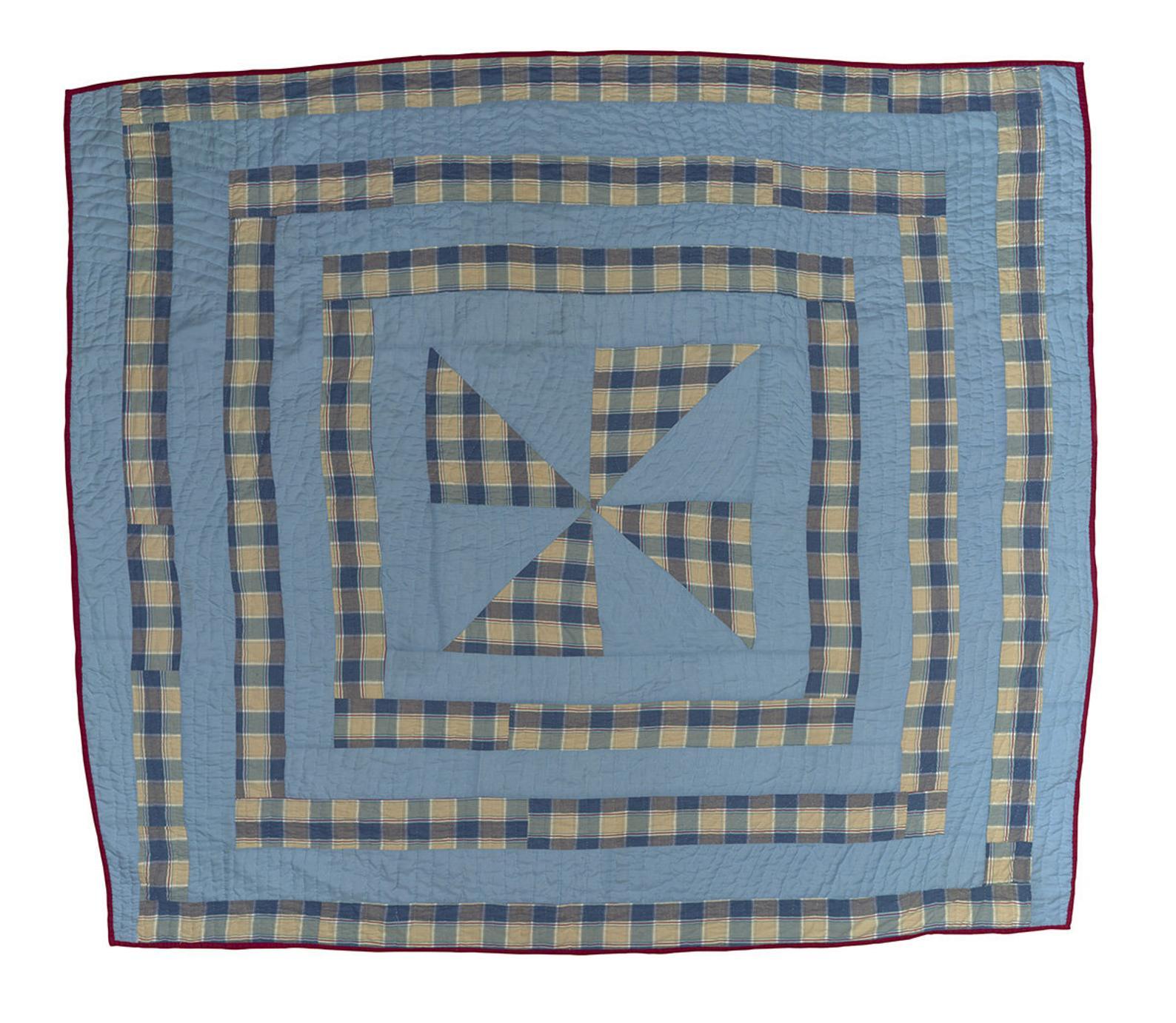 Gee's Bend Pinwheel Quilt
