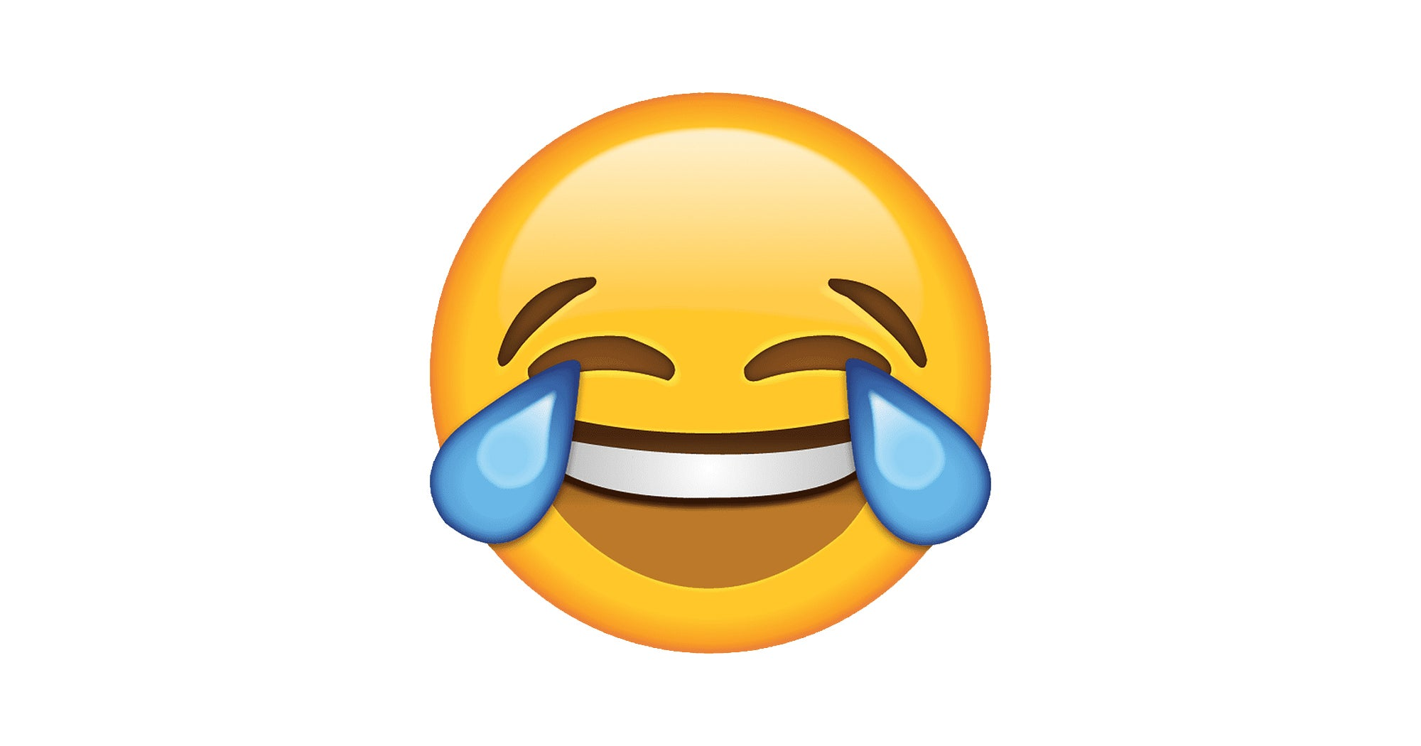 Millennials, Stop Worrying About The Laugh-Cry Emoji