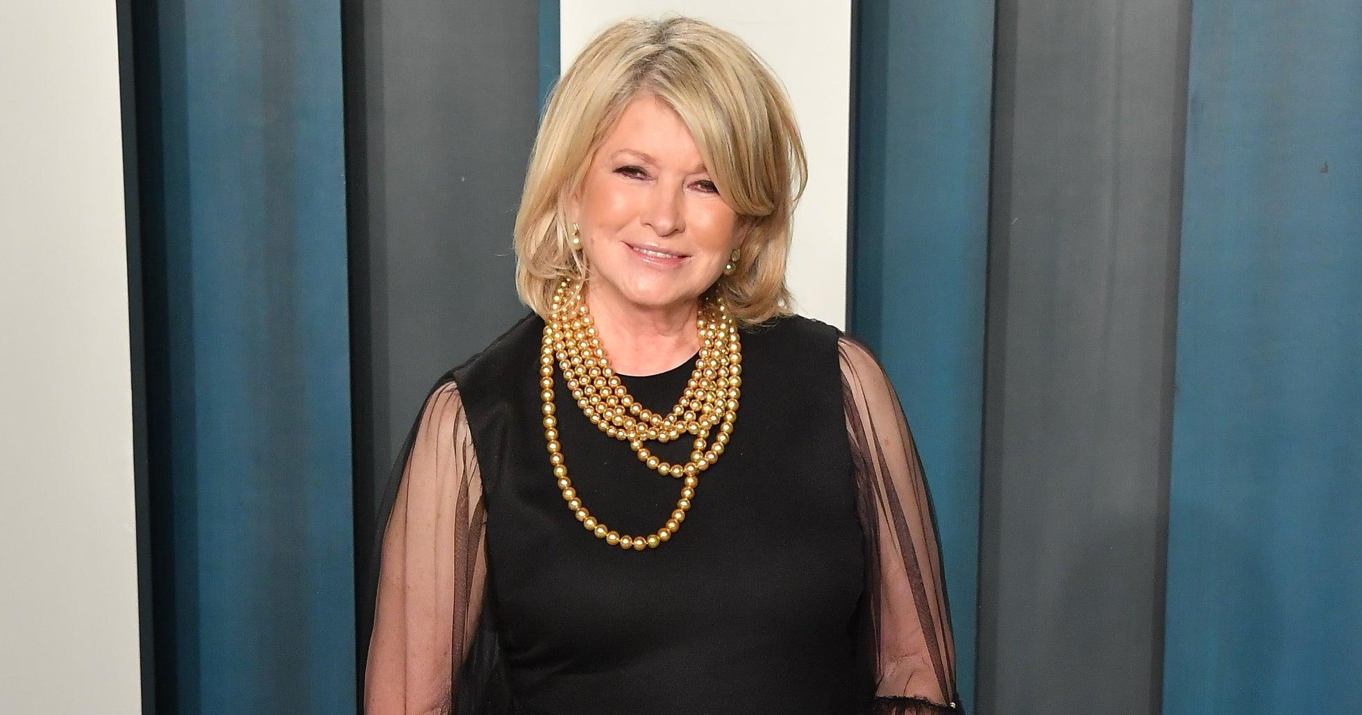 www.refinery29.com: Reminder: Martha Stewart Was The Original Person To Throw Shade At GOOP