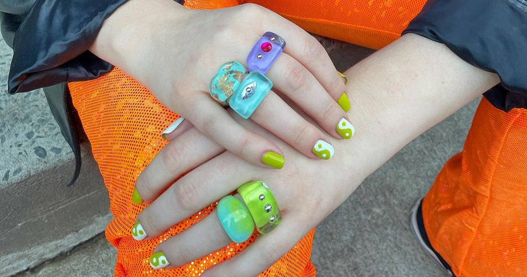 www.refinery29.com: Thanks To TikTok, These Rings Are The Throwback Accessory Of The Season