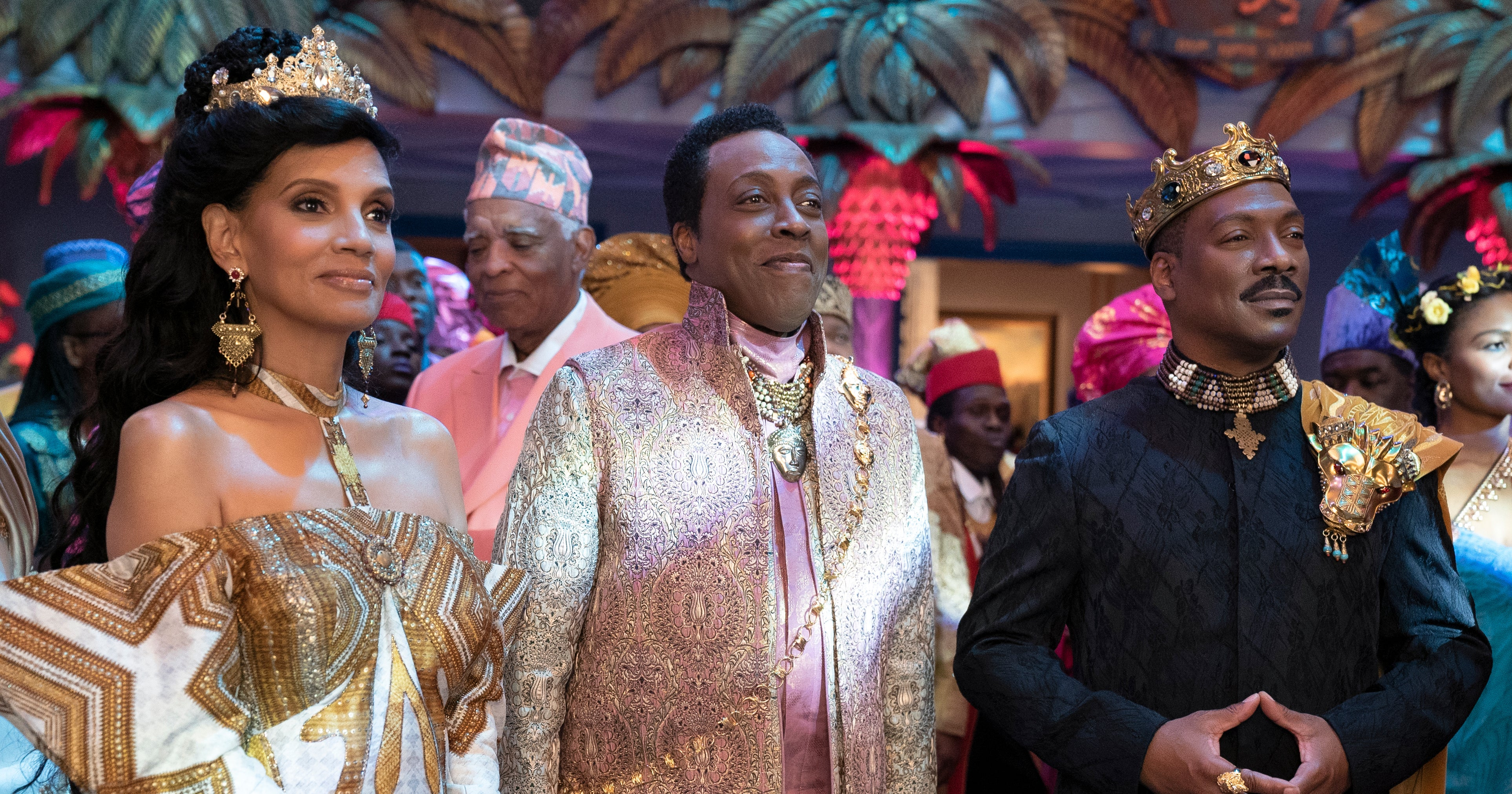 How Ruth E. Carter Brought Zamunda's Royal Fashion To Life In Coming 2 America