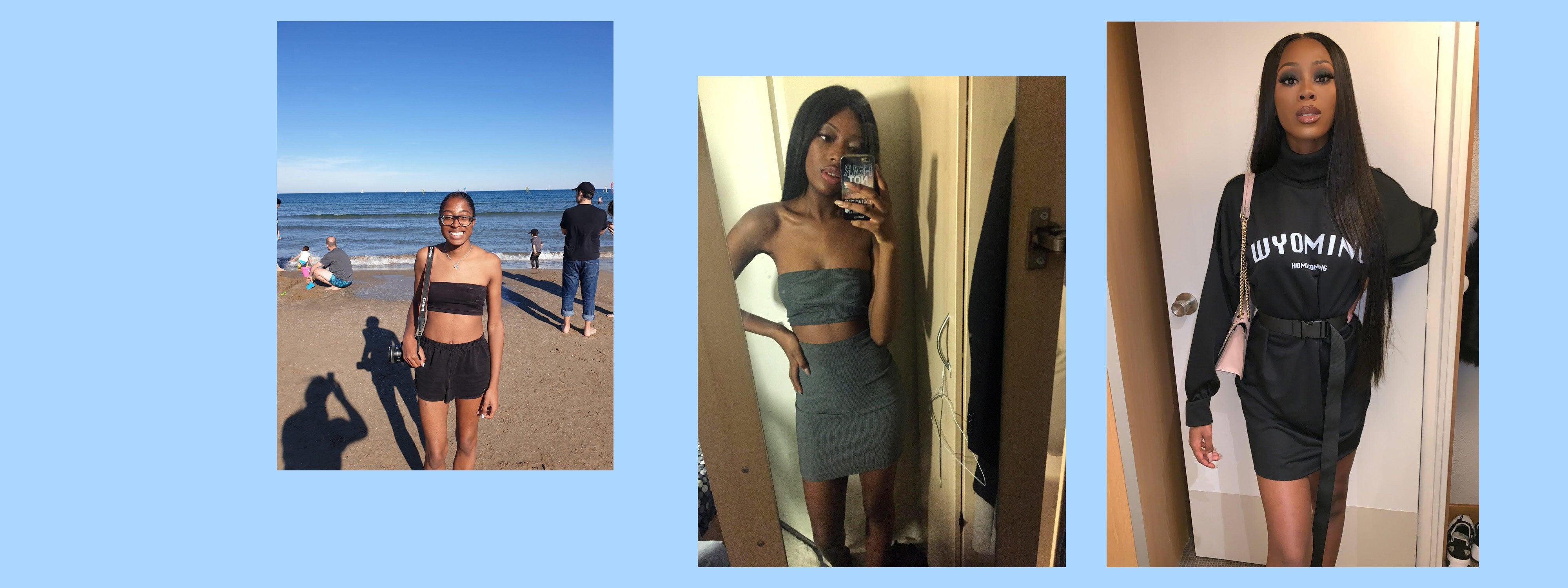 Wie es ist, eine Schwarze und schlanke Frau zu sein
