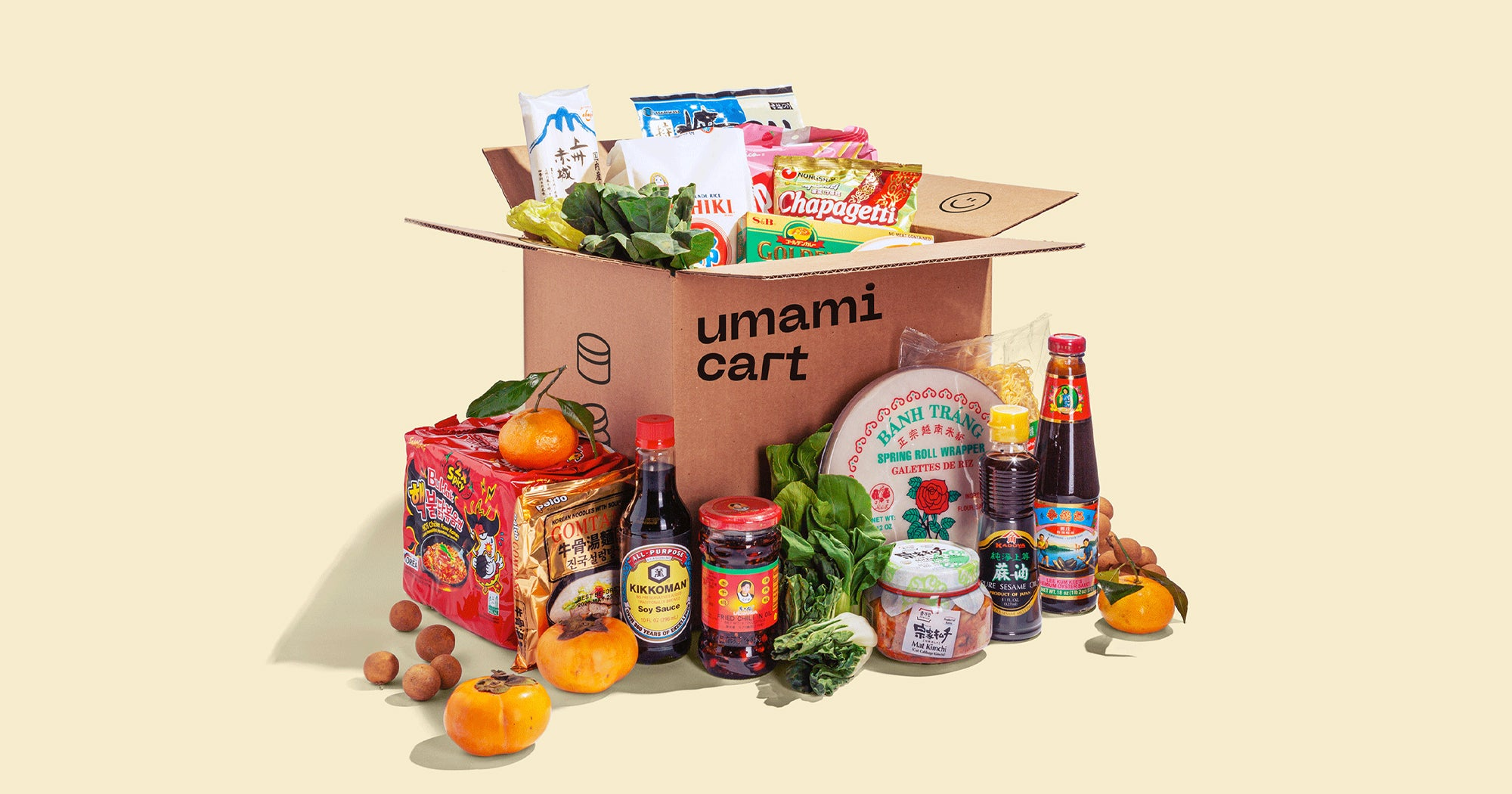I'm Obsessed With This Online Asian Grocery Shop — & Now You Will Be, Too