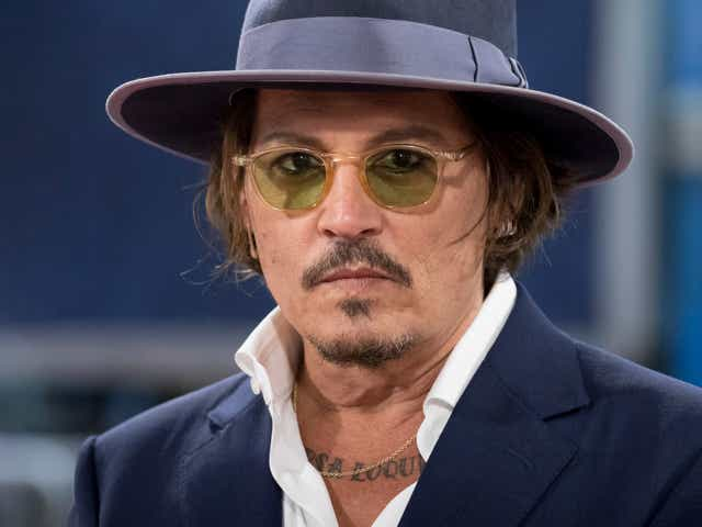 Johnny Depp attends 'Crock of Gold: A Few Rounds With Shane Macgowan' premiere