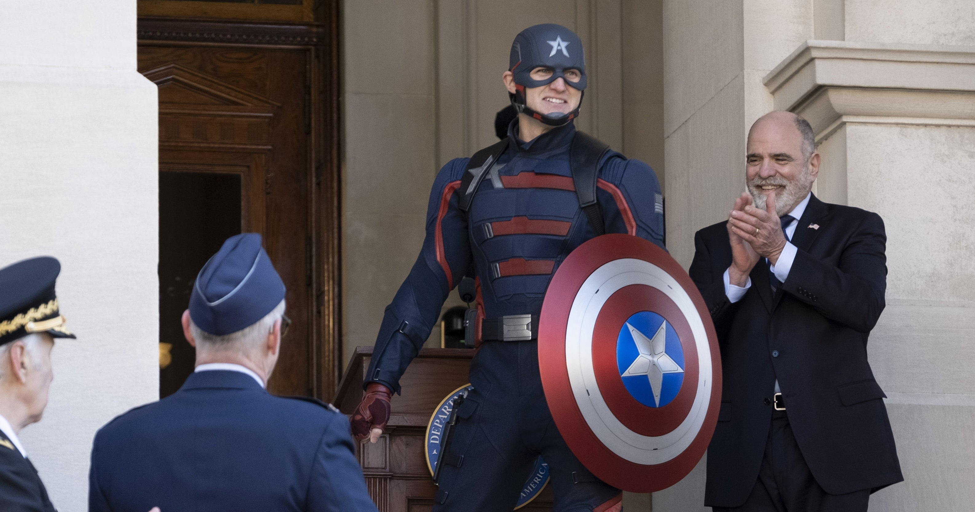 New Captain America Is Basically The Bachelor