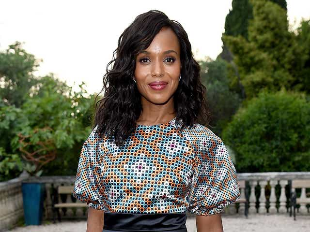Kerry Washington attends as Spotify and Hulu host a night for creators, artists and innovators.