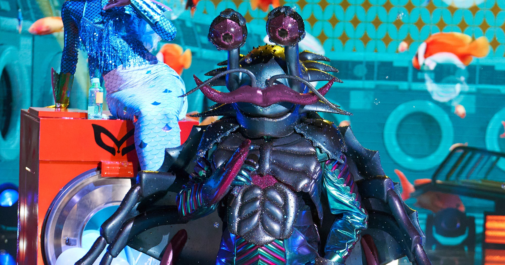 Believe It Or Not: Ken Jeong Is Probably Right About King Crab On The Masked Singer