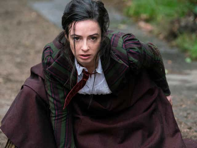 Laura Donnelly in episode 1 of The Nevers.