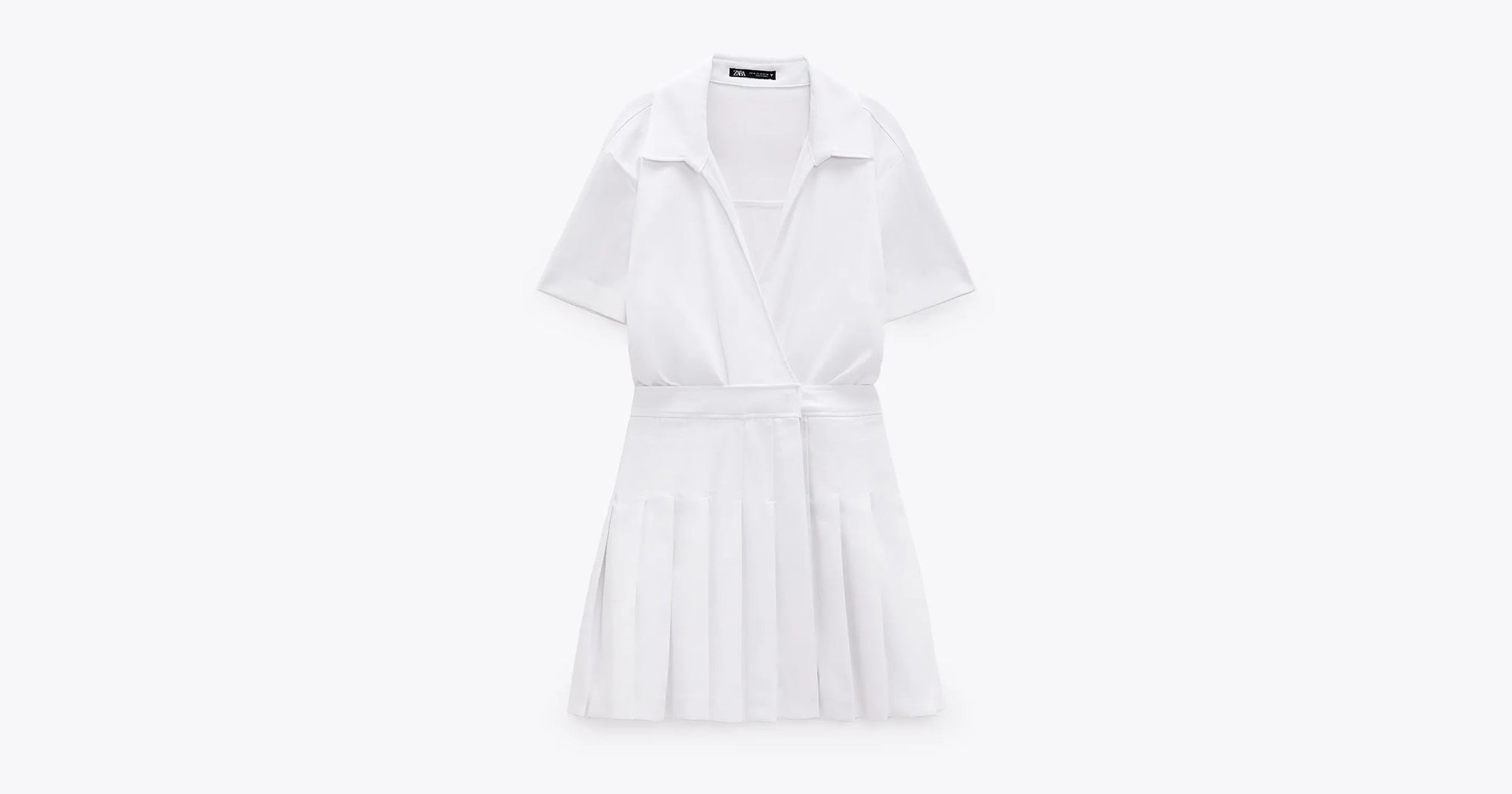 The White Minidress That Took TikTok By Storm