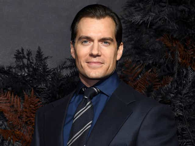 """Henry Cavill attends """"The Witcher"""" World Premiere at The Vue."""