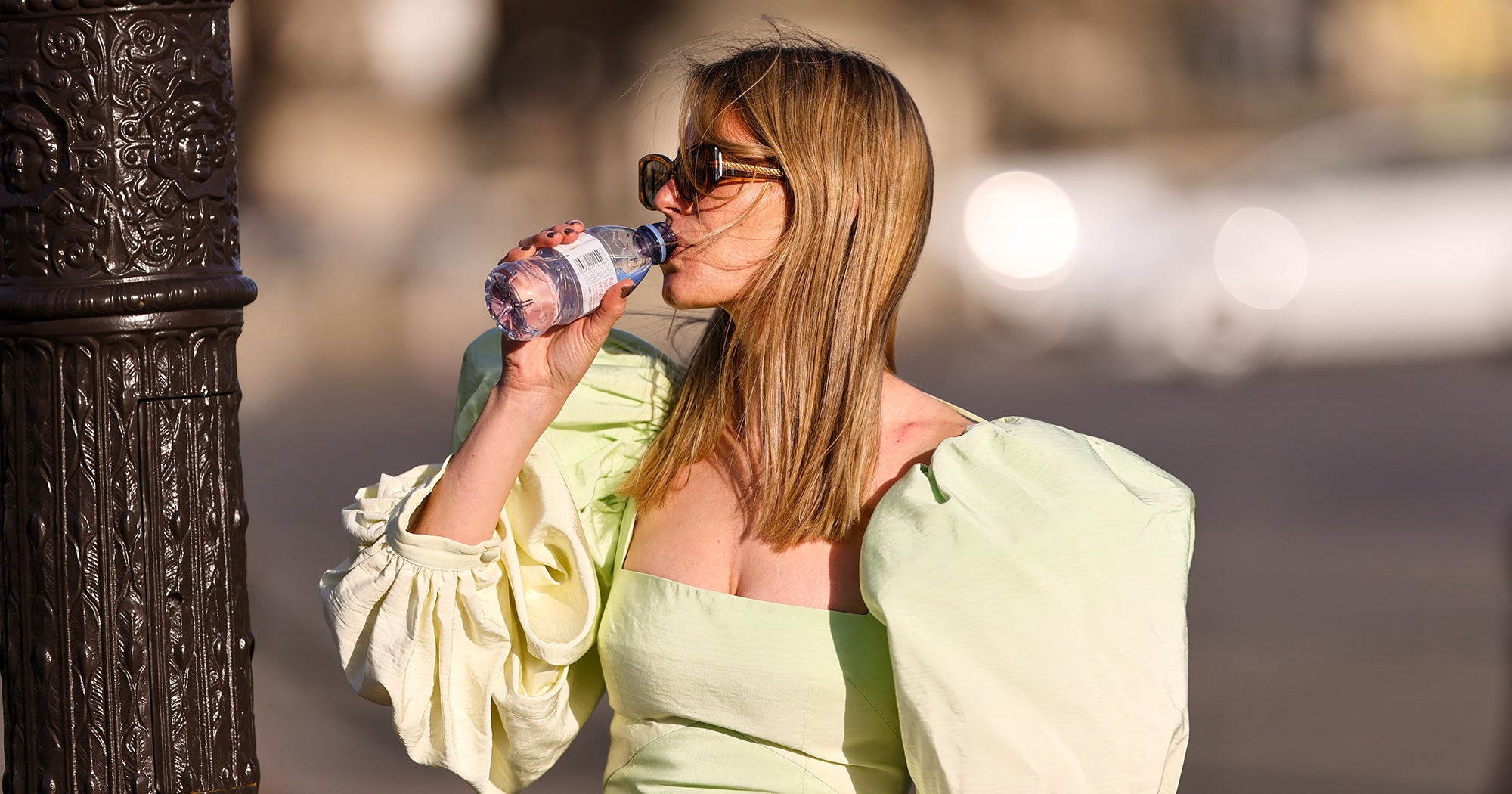 TikTok Says Drinking Chlorophyll Water Will Clear My Acne — Should I Try It?