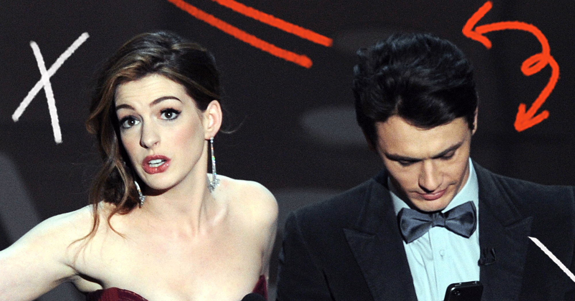 Anne Hathaway Should Host The Oscars Again — Alone This Time
