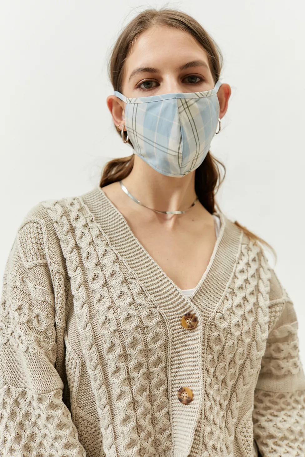 Recycled Woven Reusable Face Mask