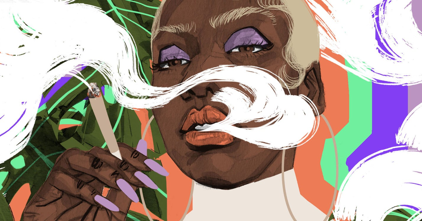 Cannabis Is Sparking Collective Healing For Black Women