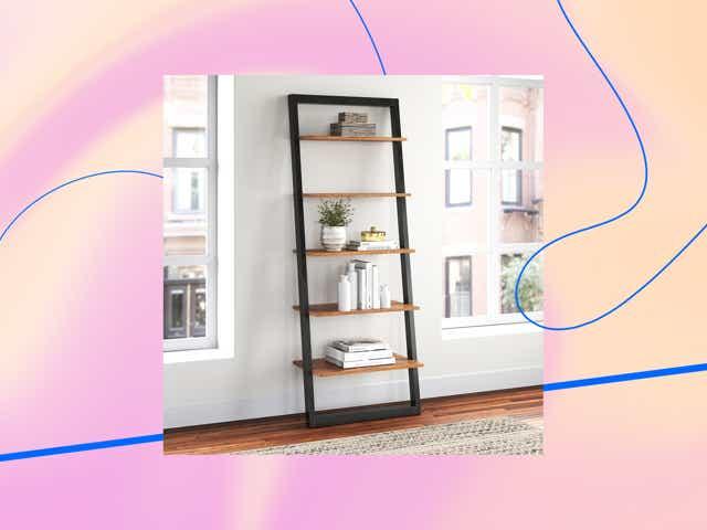 Joss & Main Bookcase