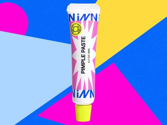 INNBEAUTY Project's bestselling Pimple Paste.