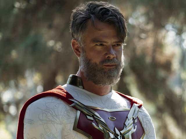 JOSH DUHAMEL as SHELDON SAMPSON in episode 101 of JUPITER'S LEGACY