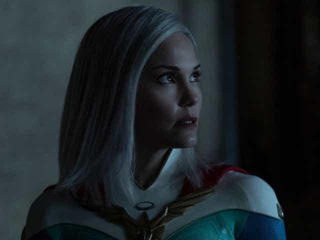 LESLIE BIBB as GRACE SAMPSON in episode 106 of JUPITER'S LEGACY