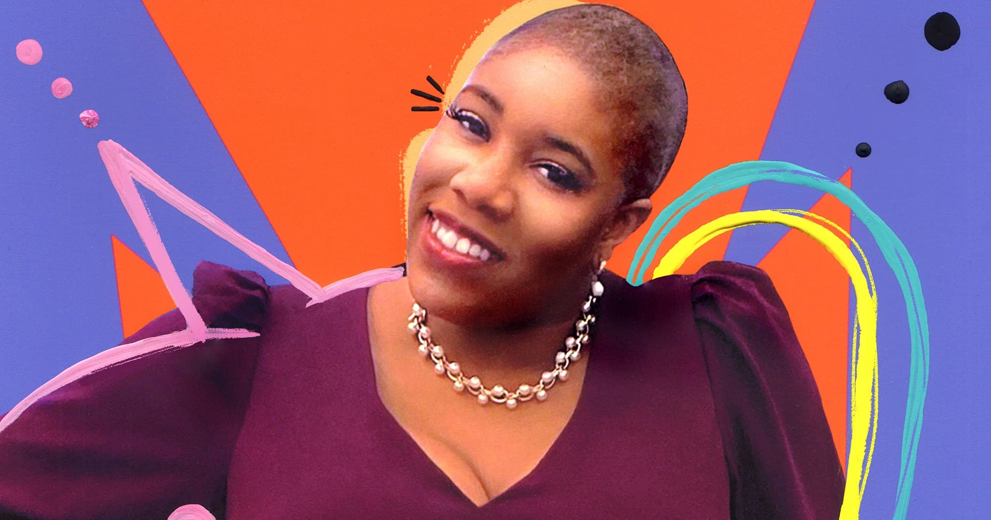 R29's Global Editor-In-Chief Gets Candid With Symone Sanders