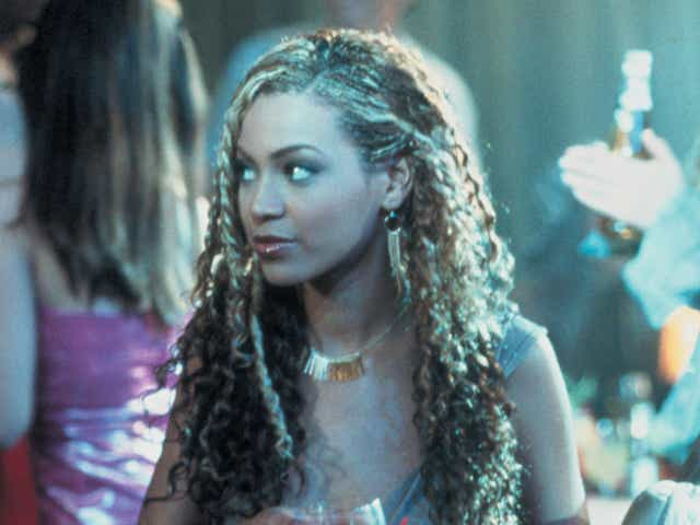 Beyoncé in 2001's Carmen: A Hip Hopera