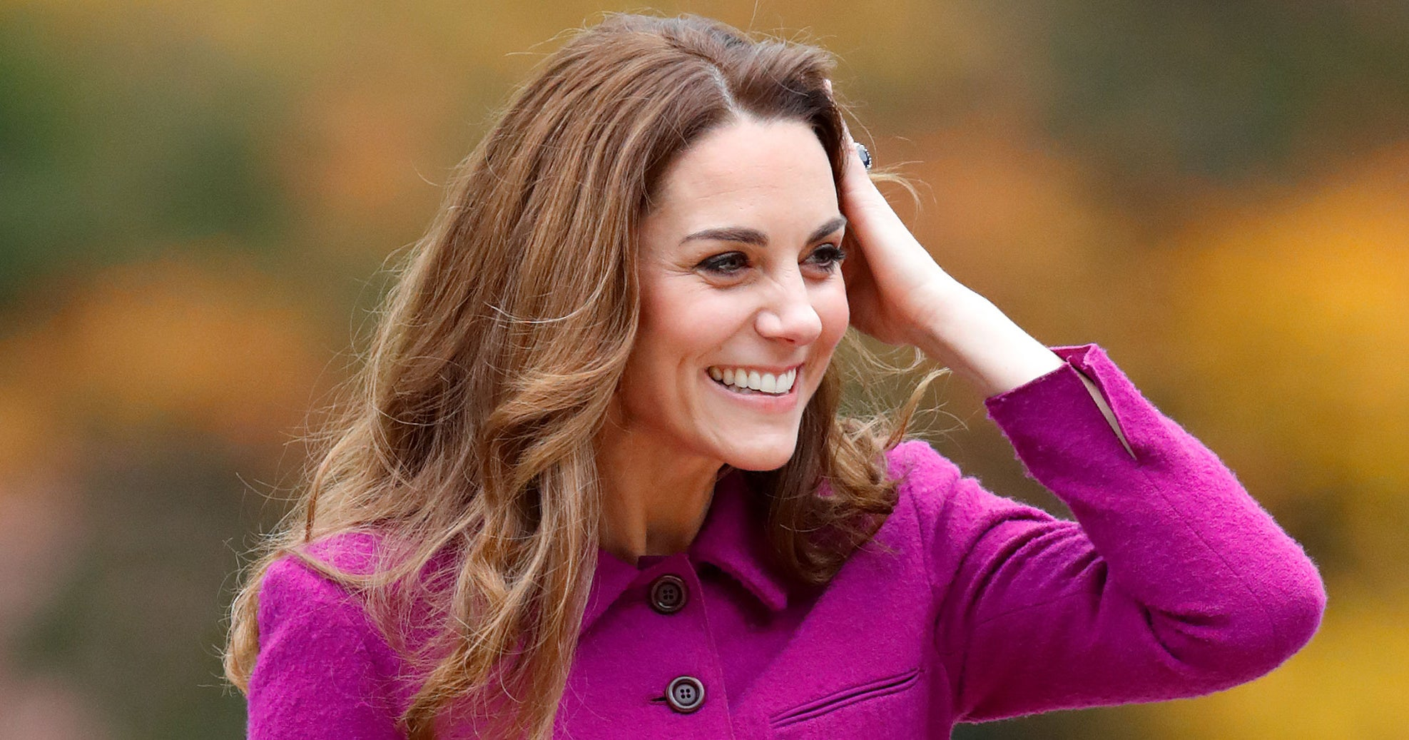 Kate Middleton Rewore Her Engagement Blouse More Than A Decade Later
