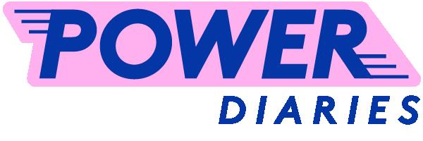 Logo that reads Power Dairies