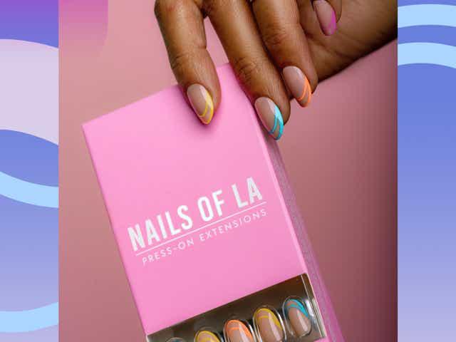 Nails of LA Press Ons