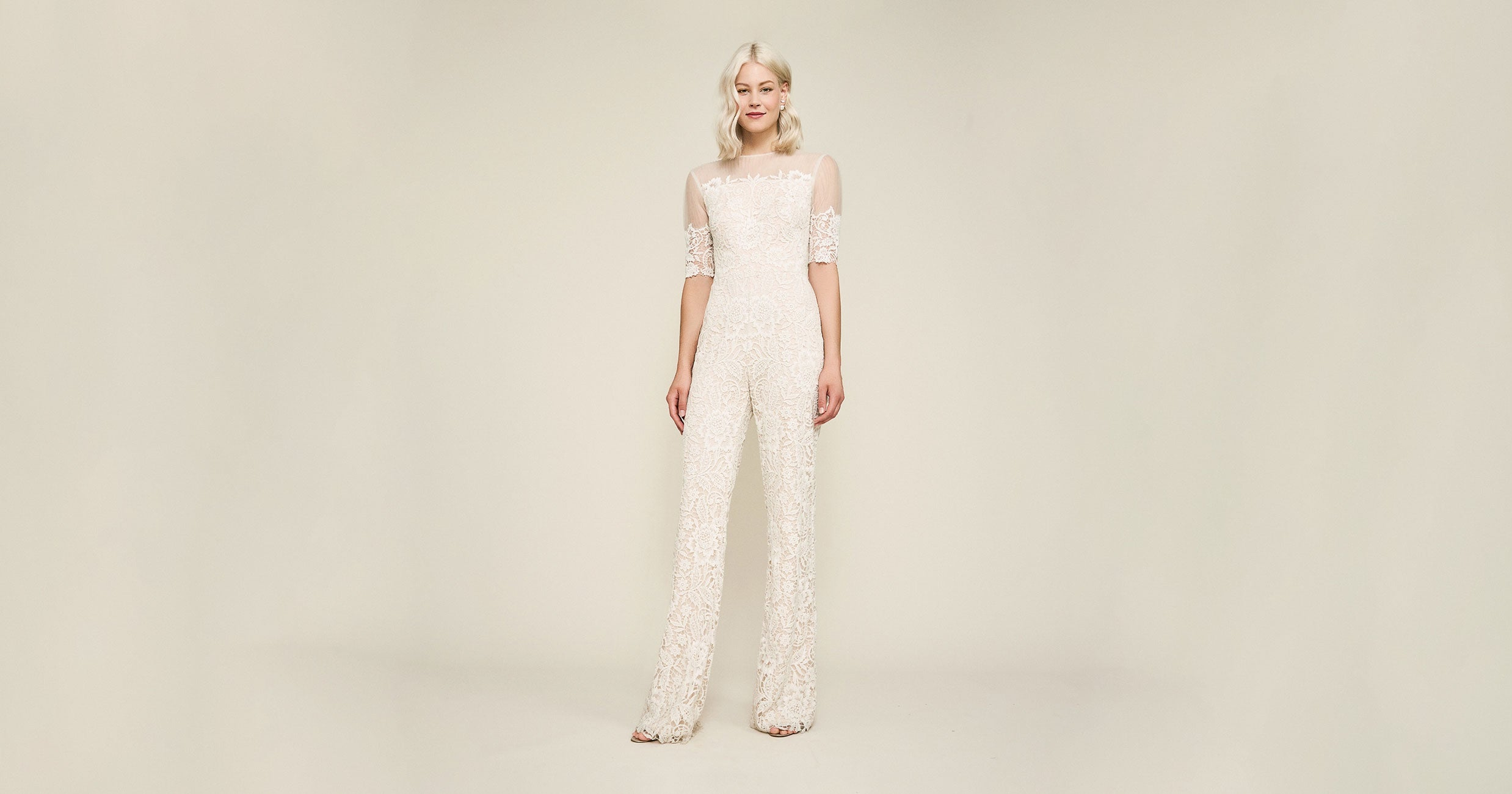 11 White Jumpsuits That Will Make You Want To Ditch The Wedding Dress