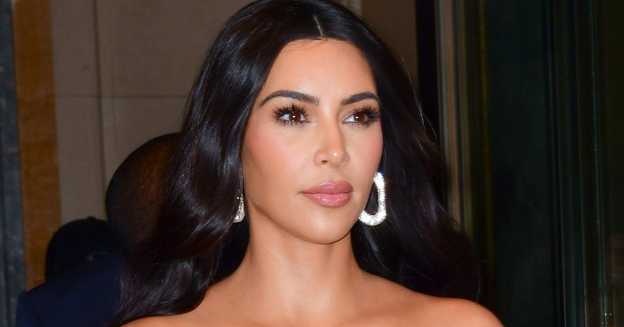 "Kim Kardashian ""Annoyed"" She Failed Baby Bar For The Second Time"