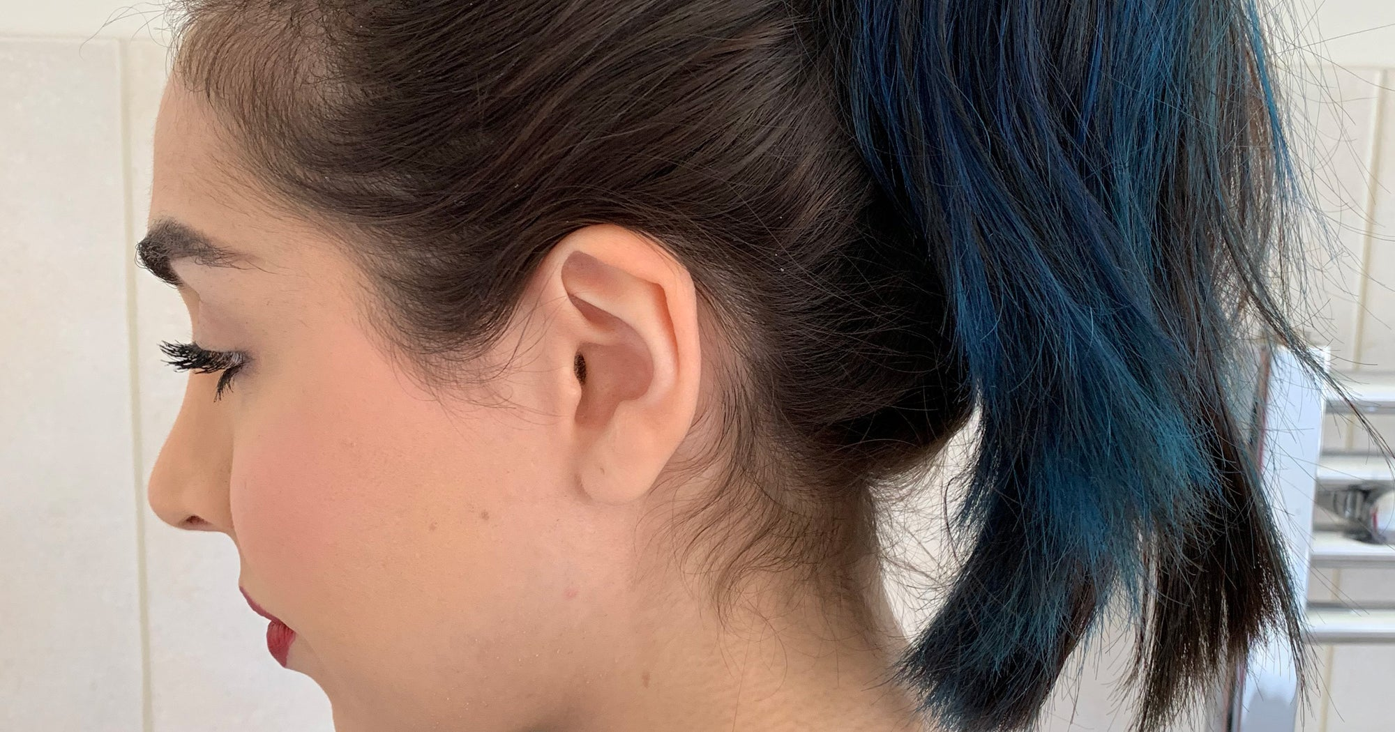 I Tried TikTok's 'Perfect Ponytail' Hack & I'll Wear My Hair Up All Summer