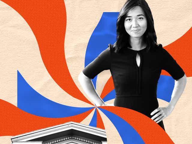 Michelle Wu Boston Mayoral Candidate 2021