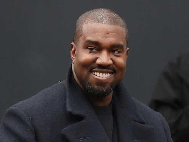 Kanye West seen leaving Michiko Sushino restaurant.