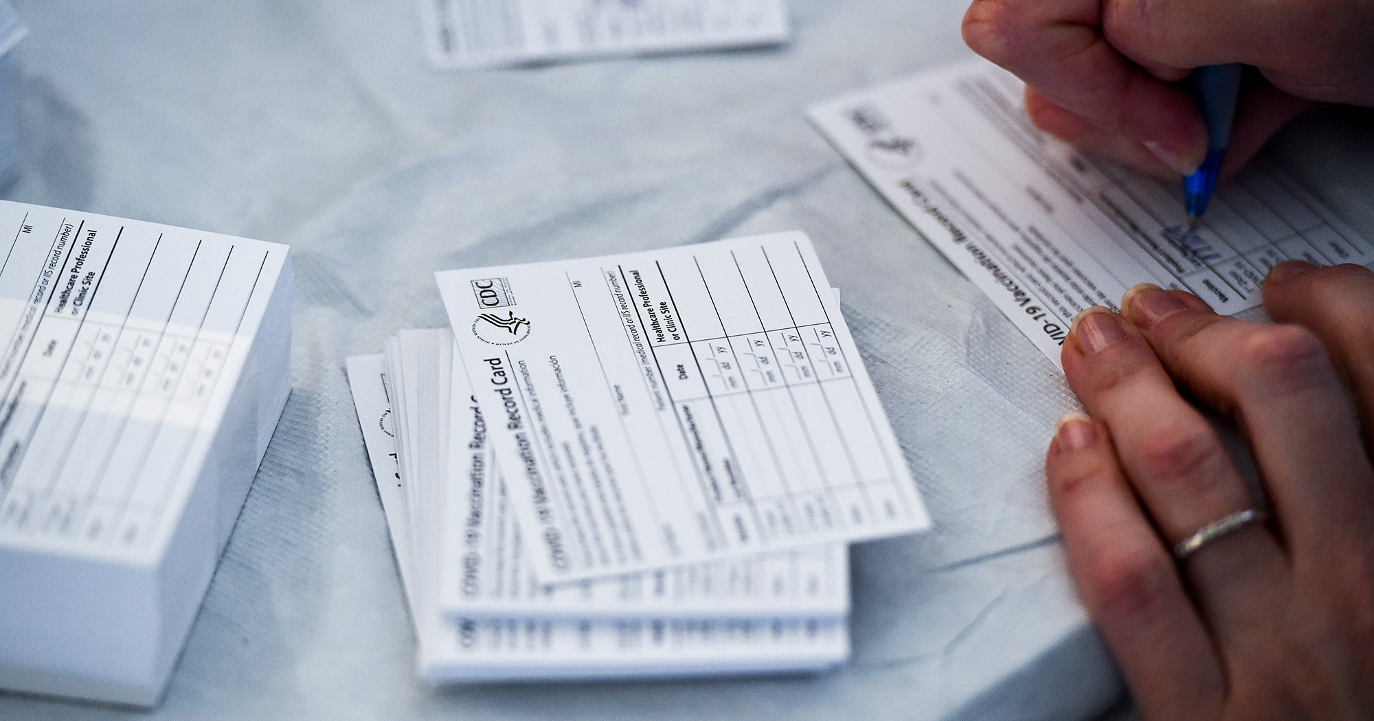 People Are Buying & Selling Fake Vaccine Cards. Is It Working?