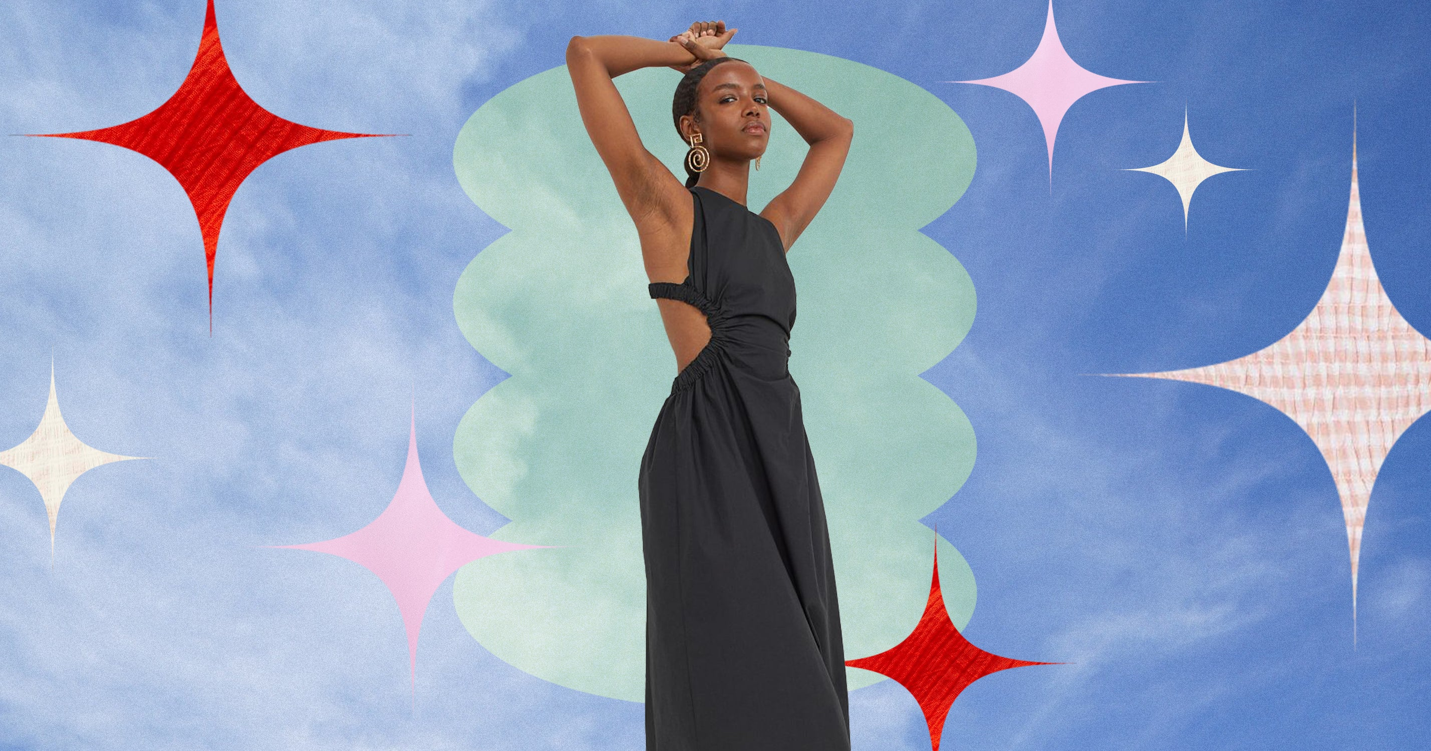 10 Midi Dress Trends Taking Over Our Summer Wardrobe (& How We're Styling Them)