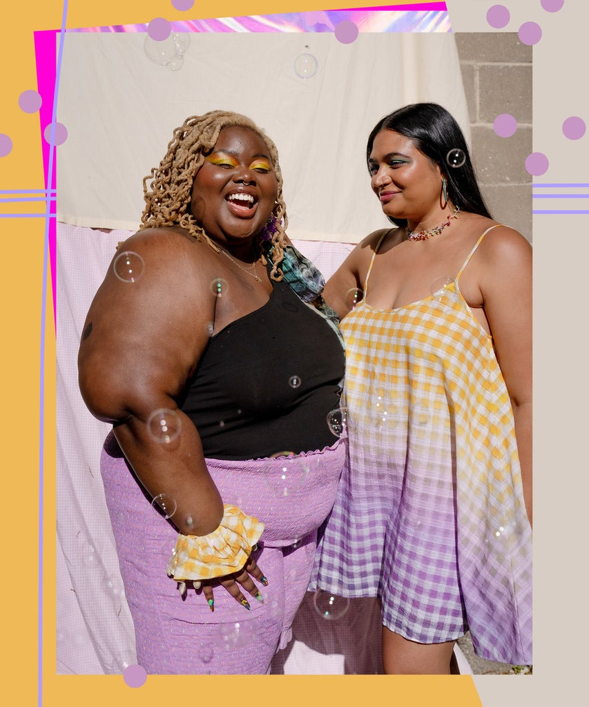 Berriez & Abacaxi Teamed Up For A Plus-Size Tie-Dye Collection That's Perfect For Summer