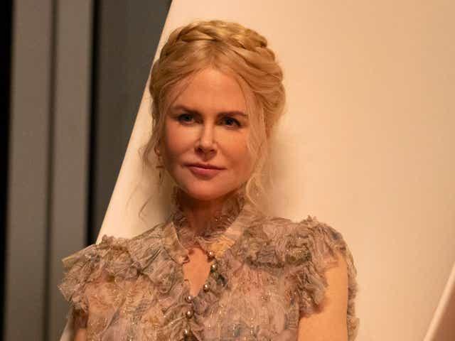 Nicole Kidman in Hulu series.