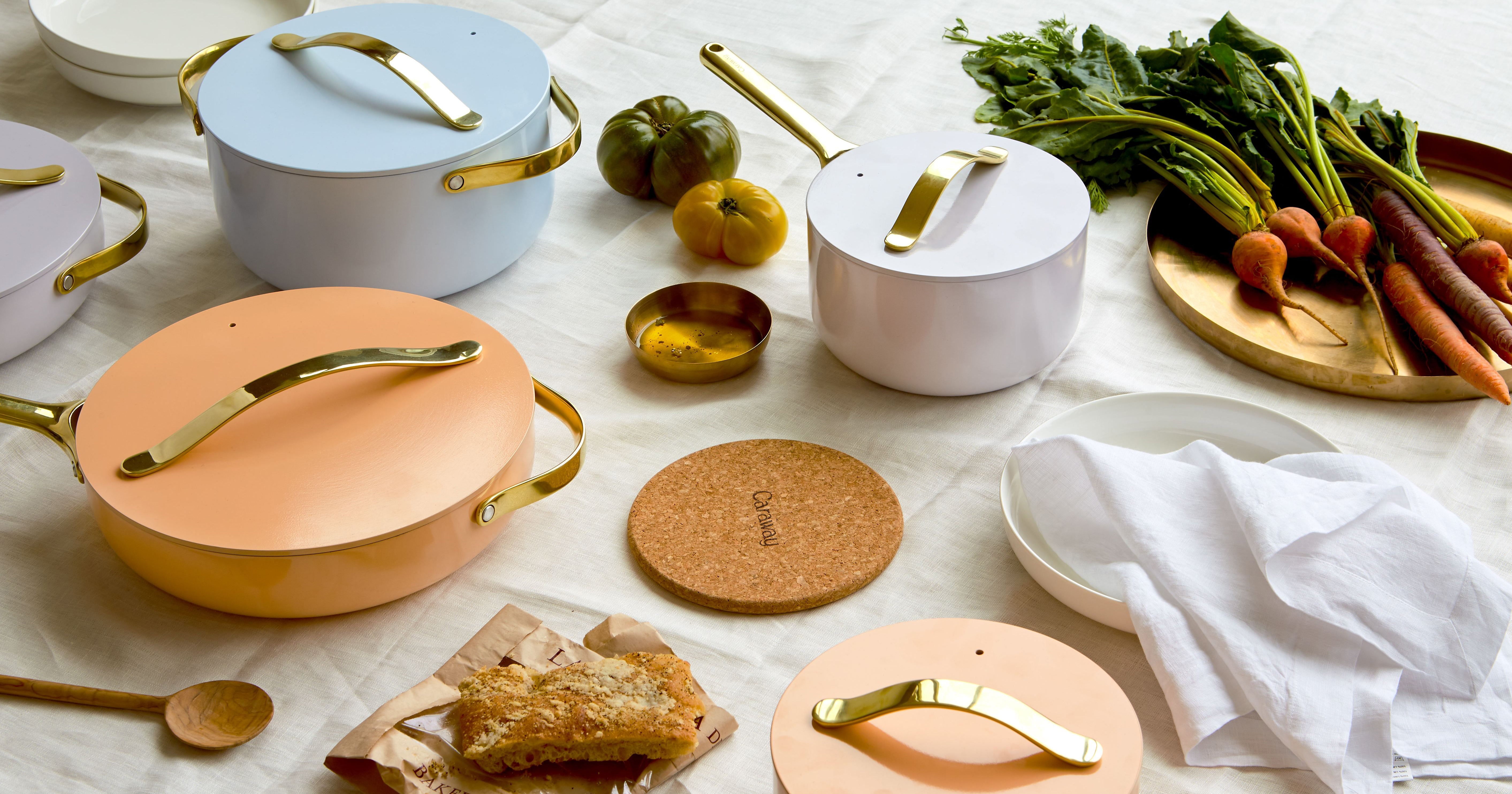 Caraway's New Pastel Cookware Is Going To Sell Out