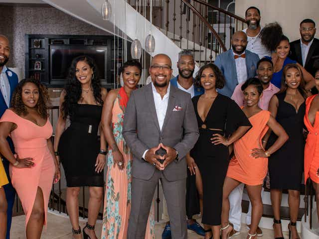 The cast of OWN's Ready to Love.
