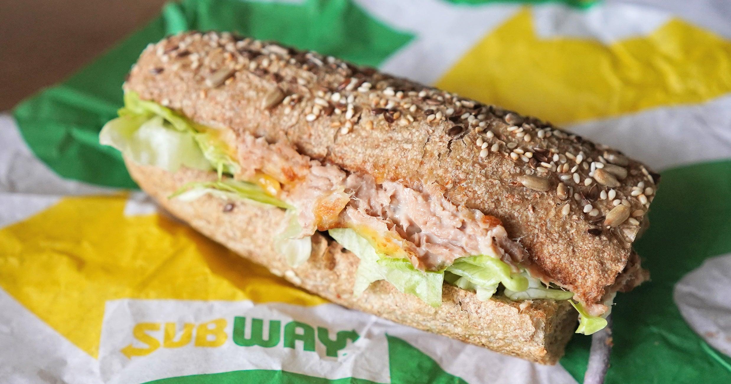 Subway Tuna Is Tuna, Actually