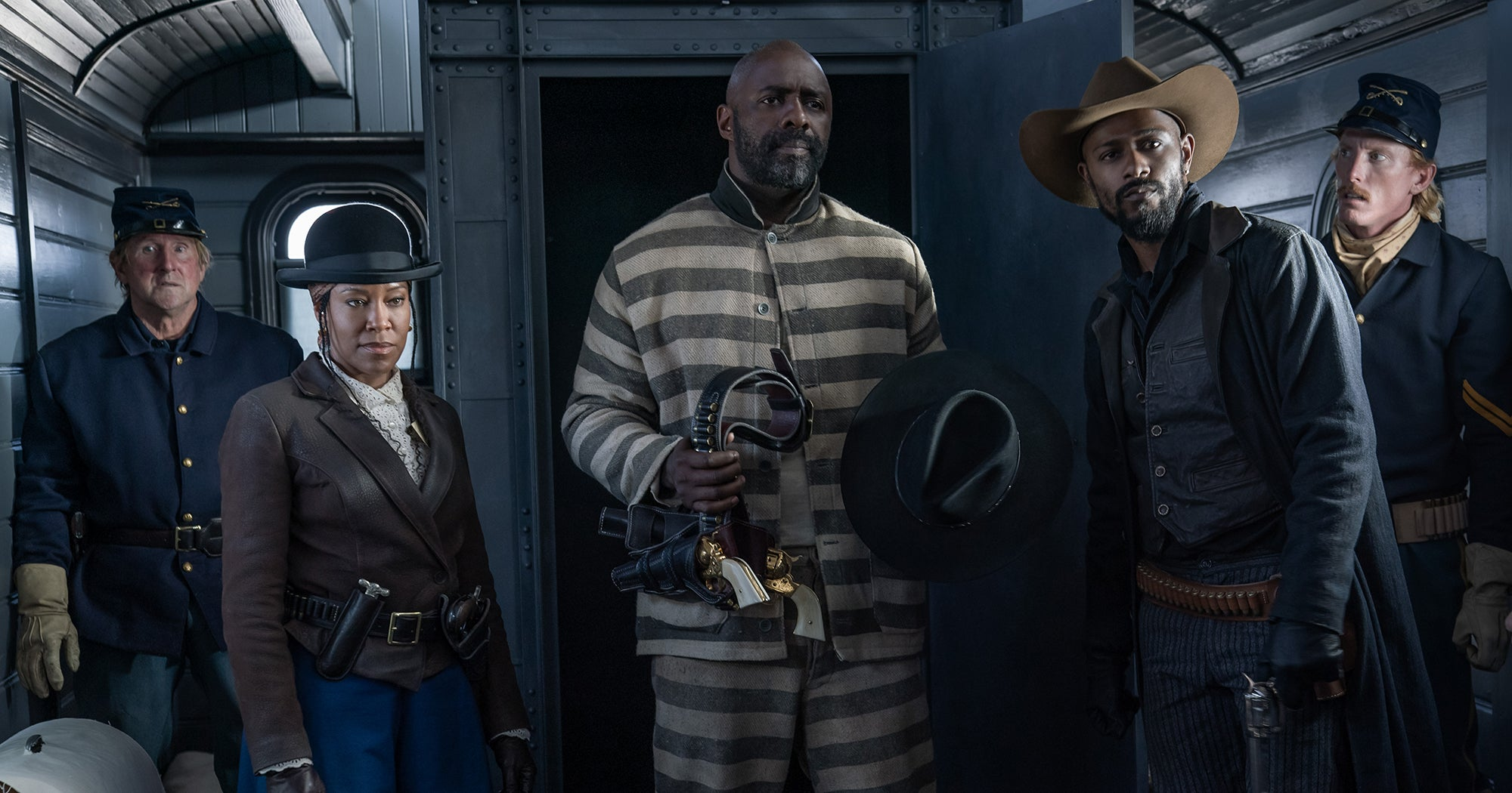 The Black Yeehaw Agenda Is Strong With Netflix's Star-Studded New Western