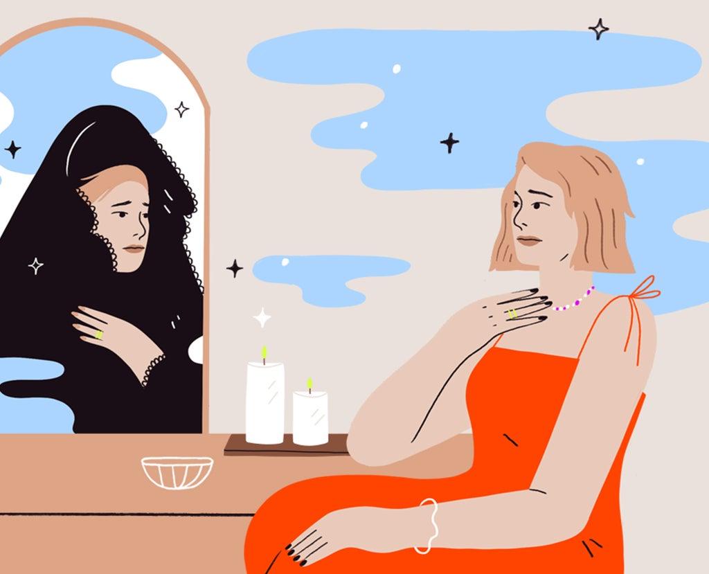 Ich bin eine 31-jährige Witwe & ratlos, wie ich mich verhalten soll