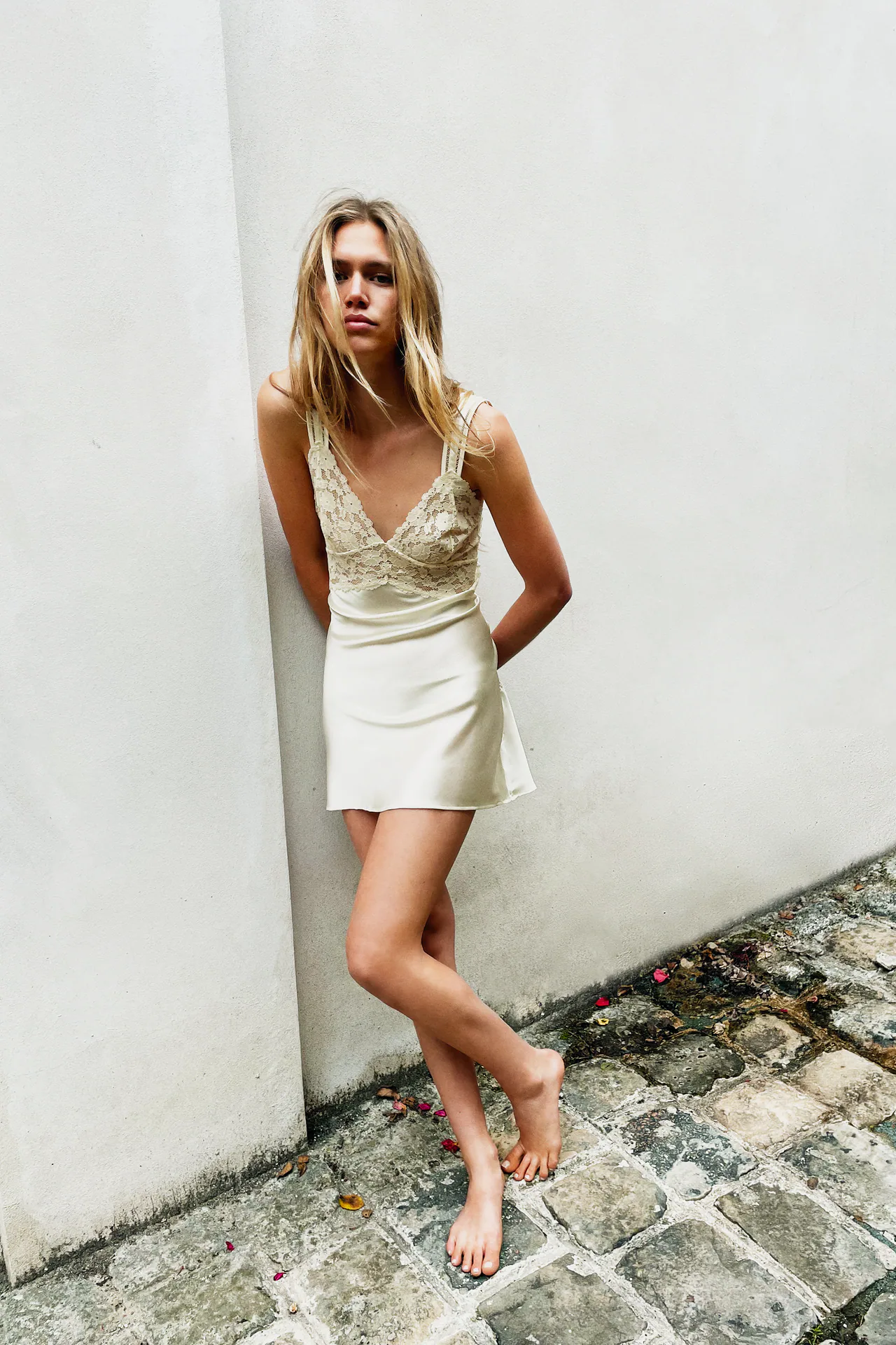 Zara's Bridal Lingerie Collection Is A Must For Brides & Non-Brides Alike
