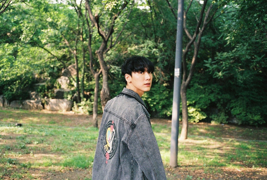 With A New Clothing Collection, K-Pop's Ten Lee Takes Fans Inside His Boundless Mind