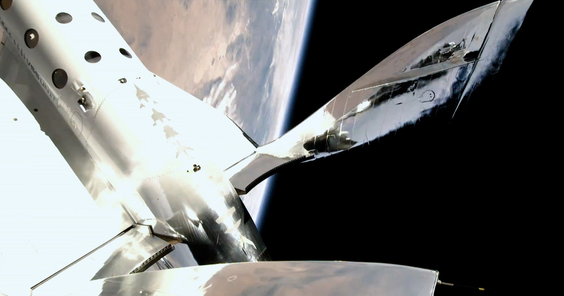 So, How Is It Really? Watching A Billionaire Go To Space