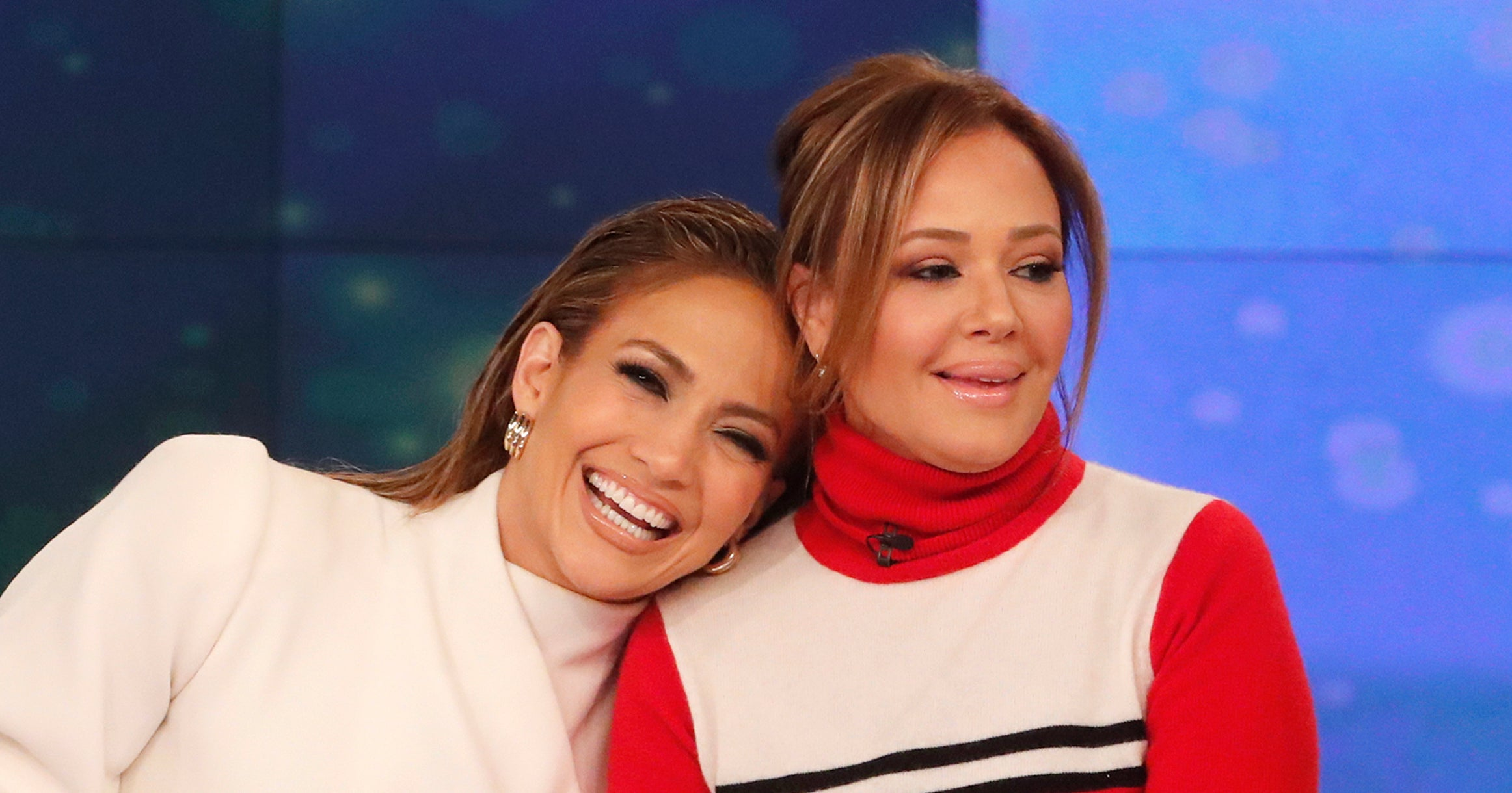 Thanks To Leah Remini, Jennifer Lopez & Ben Affleck Are Now Instagram Official