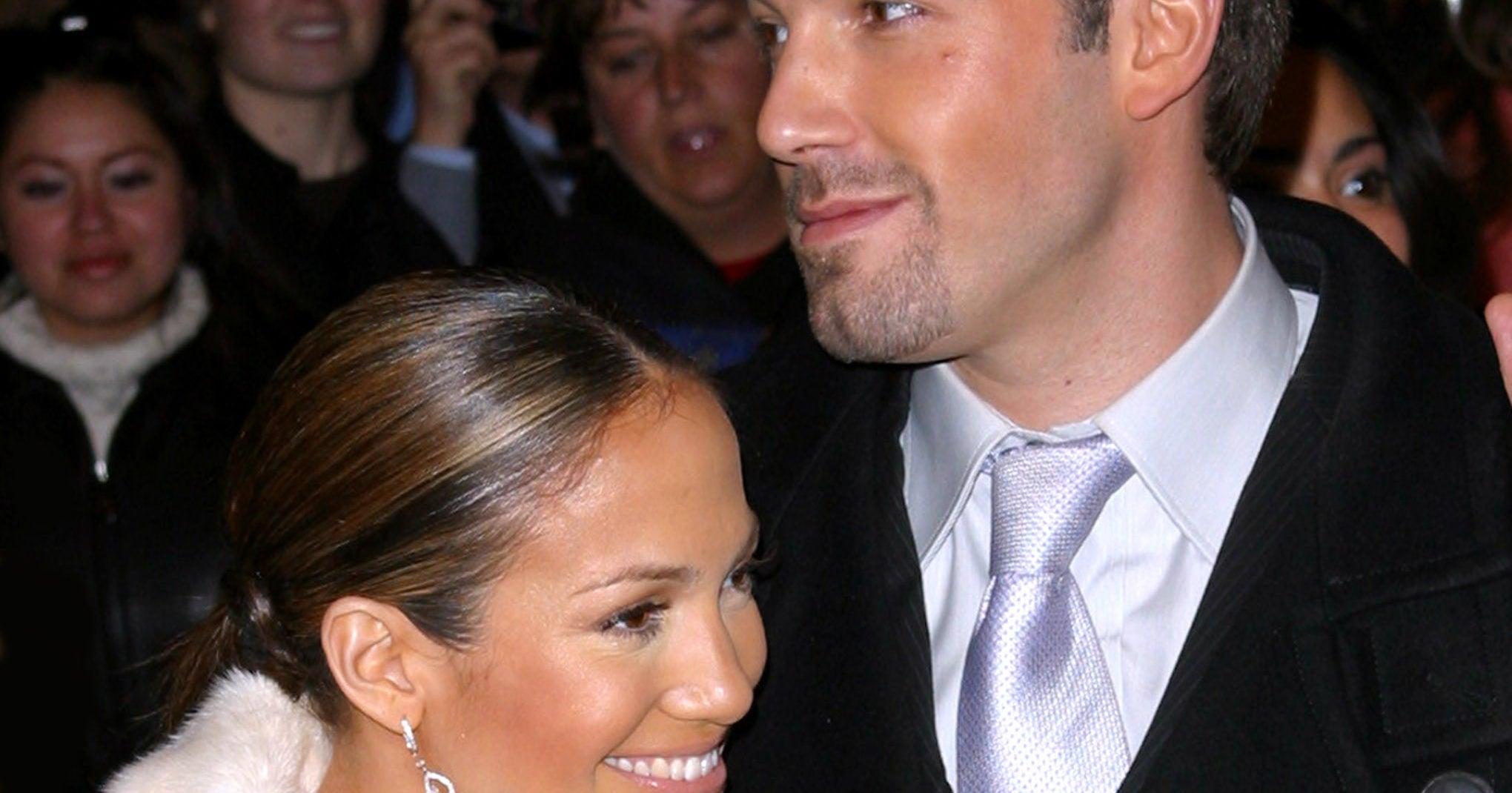 Jennifer Lopez & Ben Affleck Make Out On Instagram For Her Birthday