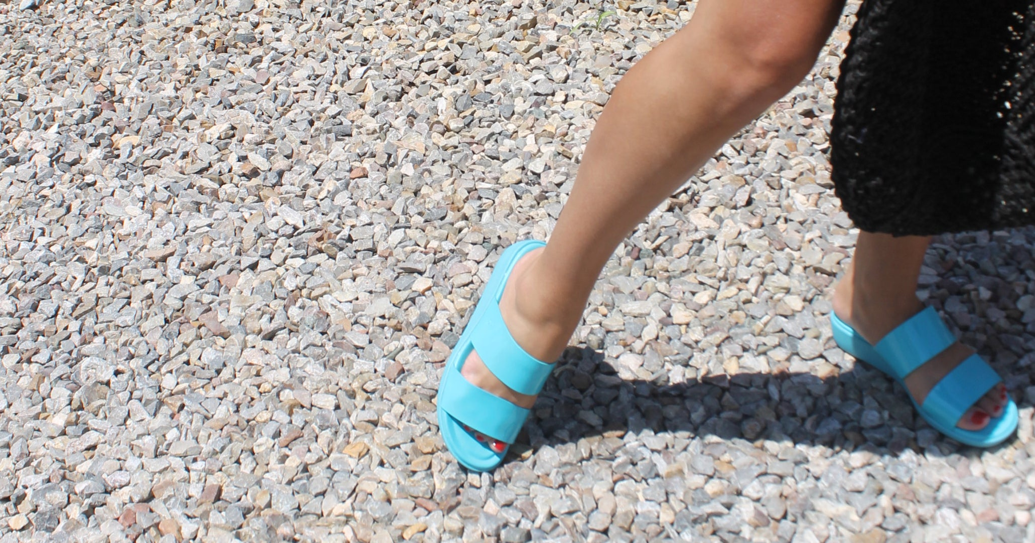 I Wore Jelly Sandals For A Week So You Don't Have To