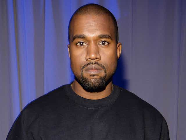 NEW YORK, NY - MARCH 30: (Exclusive Coverage) Kanye West attends the Tidal launch event #TIDALforALL at Skylight at Moynihan Station on March 30, 2015 in New York City. (Photo by Kevin Mazur/Getty Images For Roc Nation)