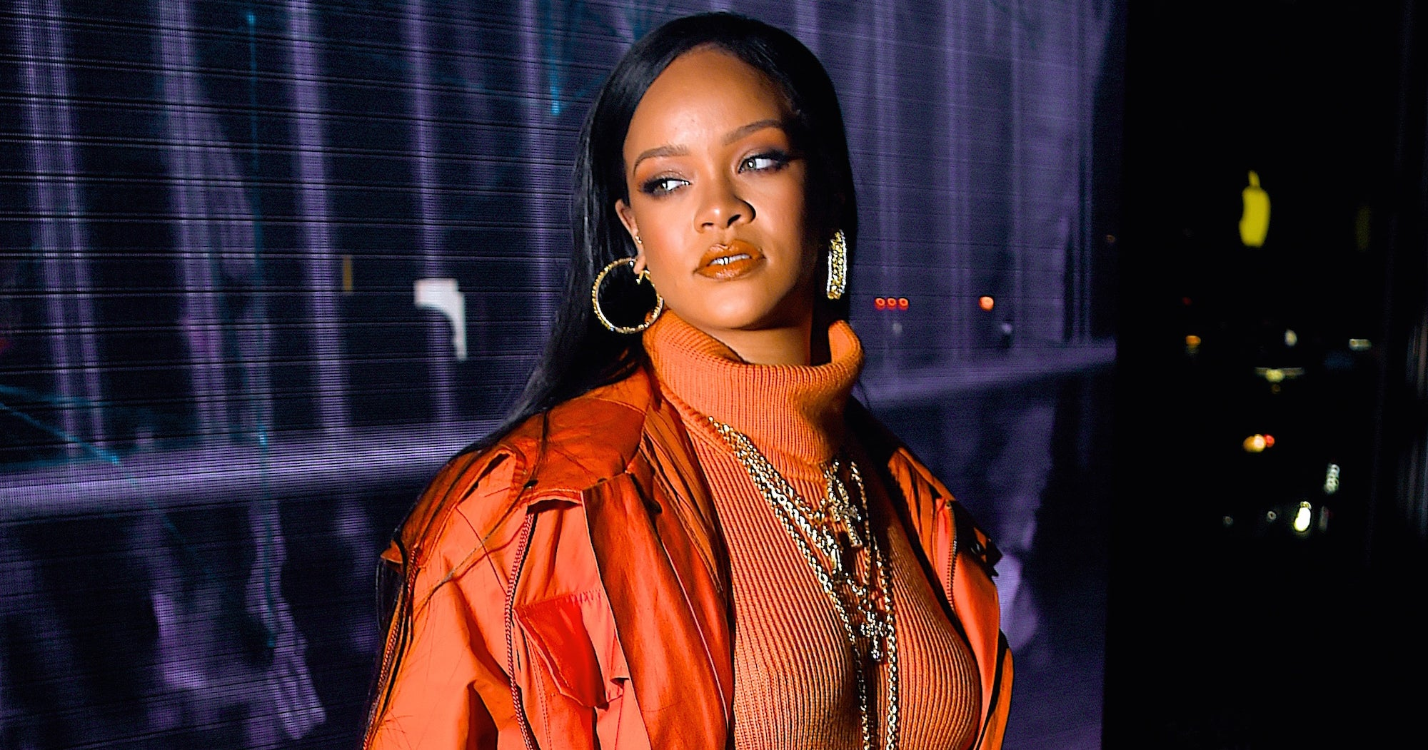 Rihanna Is Launching Fenty Perfume & Here's What We Know So Far